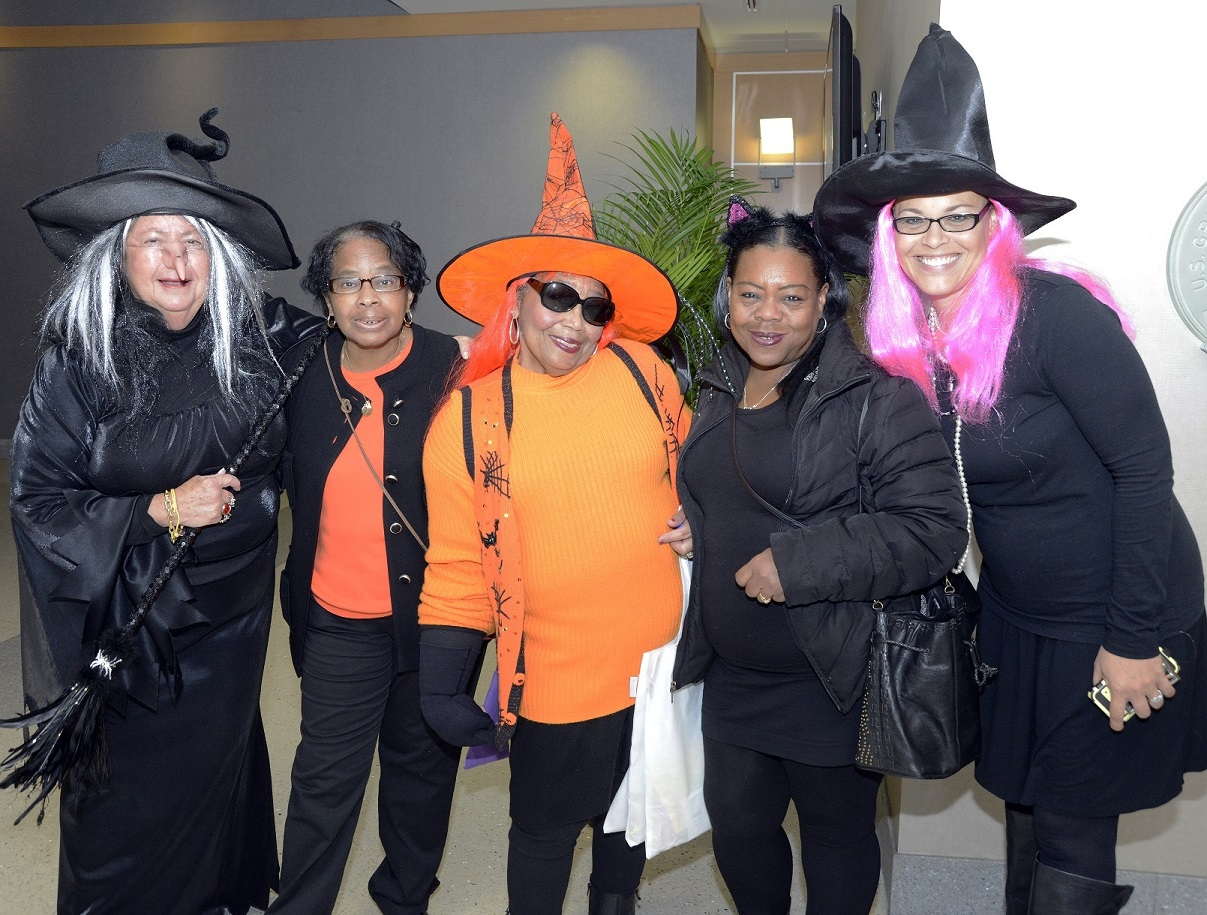 halloween with james mchenry elem middle school 10 30