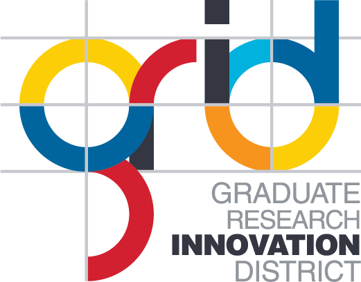 Graduate Research Innovation District logo