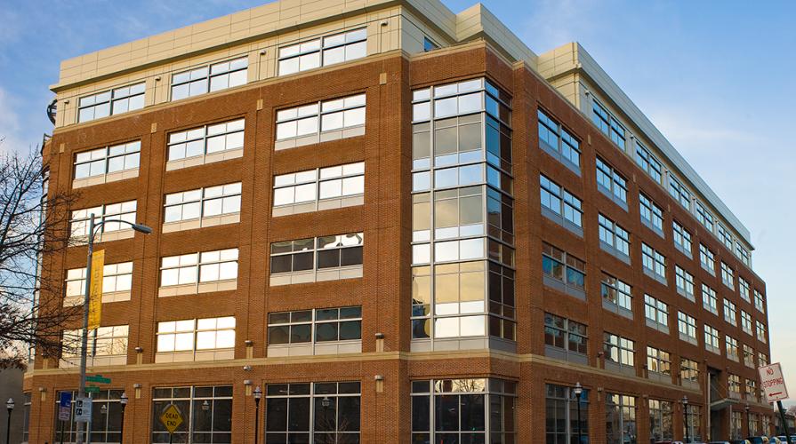 801 W Baltimore Street building exterior