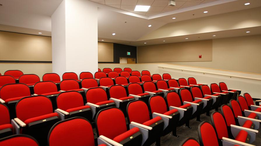 Discover Auditorium