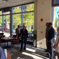 Coffee With...Delegate Antonio Hayes & UM BioPark CEO's