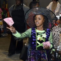 Halloween with James McHenry Elem. & Middle School 10-30-2015