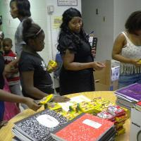 School Supplies for James McHenry Elementary & Middle School