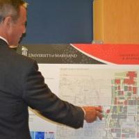 Governor O'Malley visits the UM BioPark