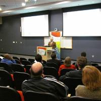 Professor Govind Rao is guest speaker at UM Ventures series