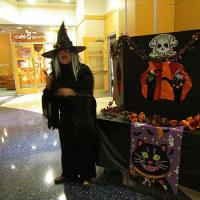 Halloween 2013 with James McHenry Elem & Middle School