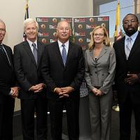 Maryland Proton Treatment Center News Conference