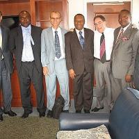 University of Nigeria Nsukka President visits Fyodor Biotechnologies