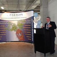 Paragon Bioservices Grand Opening