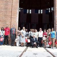 B&O Railroad Museum Visit